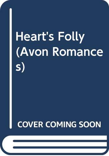Heart's Folly (0380755688) by Jane Feather