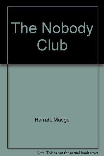 9780380756315: The Nobody Club