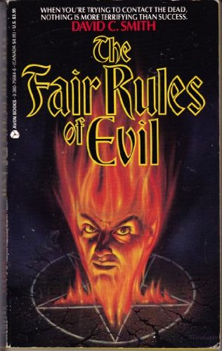The Fair Rules of Evil (0380756846) by Smith, David C.