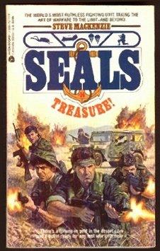 9780380757725: Treasure (Seals)
