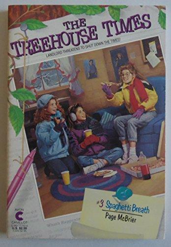 9780380757824: Spaghetti Breath (Treehouse Times)