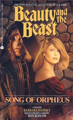9780380757985: Beauty and the Beast: Song of Orpheus