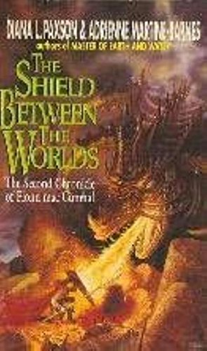 9780380758029: The Shield Between the Worlds: The Second Chronicle of Fionn Mac Cumhal