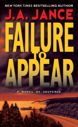 9780380758395: Failure to Appear (J. P. Beaumont Mysteries)