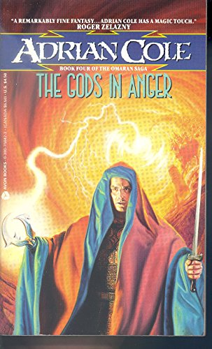 9780380758425: The Gods in Anger (The Omaran Gods, Book No 4)