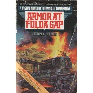 9780380758432: Armor at Fulda Gap: A Visual Novel of the War of Tomorrow