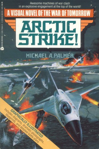 ARCTIC STRIKE! : A Visual Novel of the War of Tomorrow