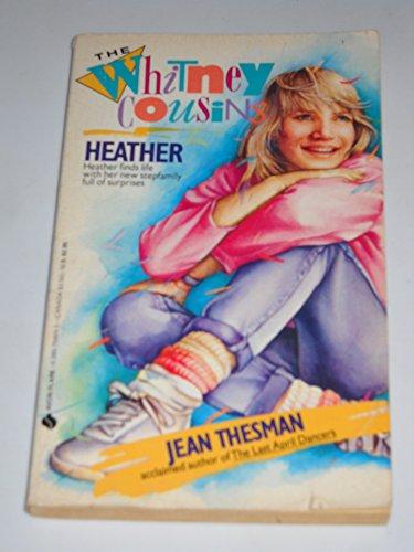 9780380758692: Whitney Cousins: Heather