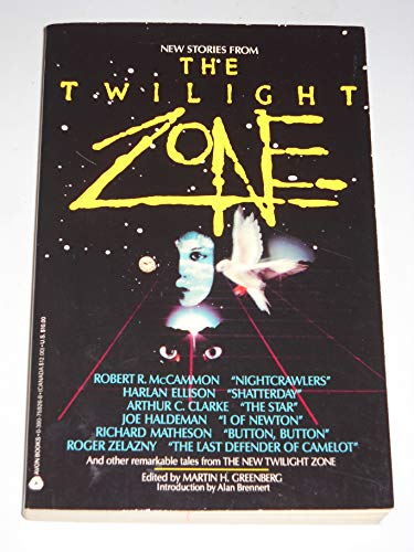 9780380759262: New Stories from the Twilight Zone
