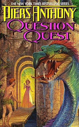 9780380759484: Question Quest (Xanth, 14)