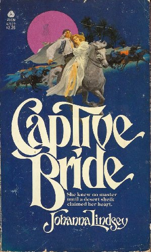 9780380759781: Captive Bride