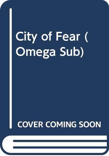 9780380760503: City of Fear (Omega Sub)