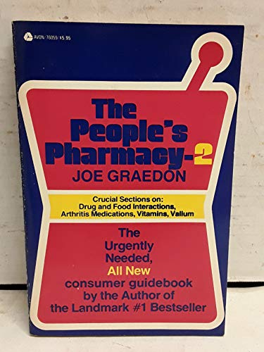 The People's Pharmacy-2 (0380760592) by Joe Graedon