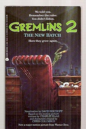Gremlins 2 : The New Batch: David Bischoff