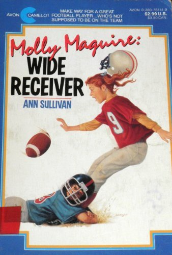 9780380761142: Molly Maguire: Wide Receiver (An Avon Camelot Book)