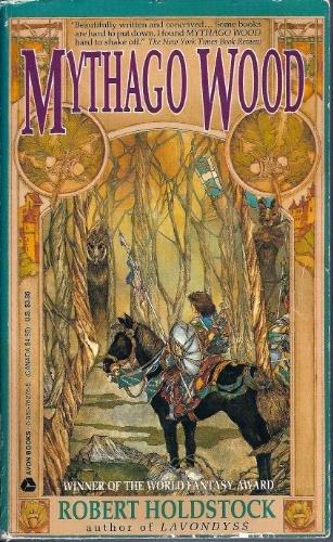 9780380762767: Mythago Wood