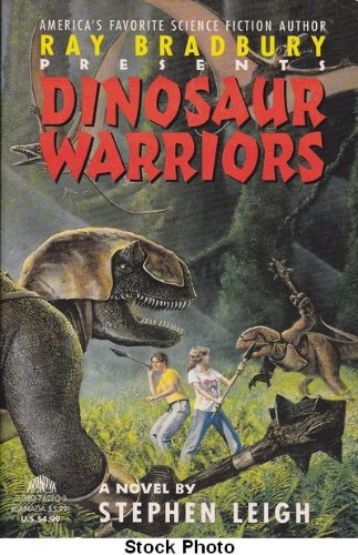 9780380762804: Dinosaur Warriors (Ray Bradbury's Dinosaur, No 4)
