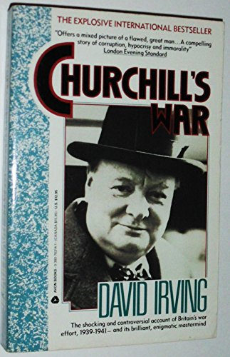 9780380763146: Churchill's War