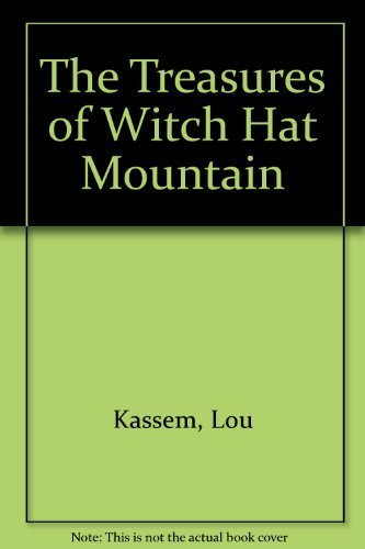 9780380765195: The Treasures of Witch Hat Mountain (An Avon Camelot book)