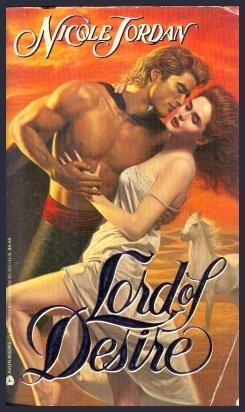 Lord of Desire: Nicole Jordan
