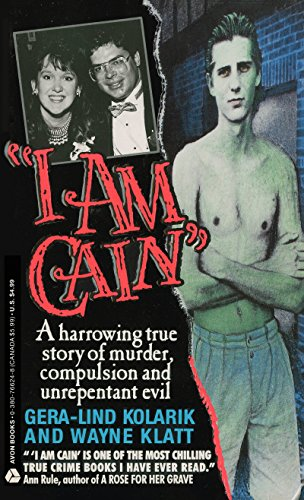 9780380766246: I Am Cain (True crime)