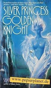 9780380766253: Silver Princess, Golden Knight
