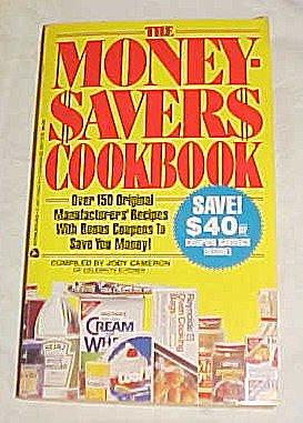 9780380766420: The Money-Savers Cookbook
