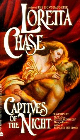 9780380766482: Captives of the Night