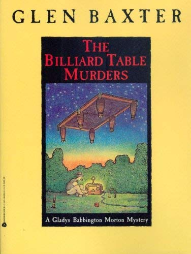 9780380766680: The Billiard Table Murders: A Gladys Babbington Morton Mystery