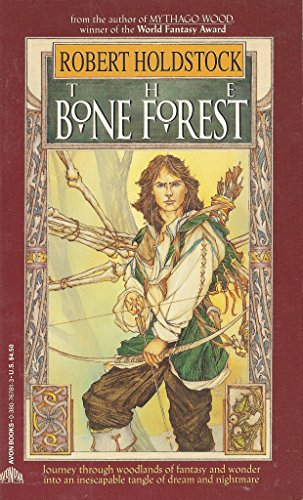 9780380767816: The Bone Forest
