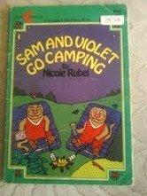 Sam and Violet Go Camping: Rubel, Nicole