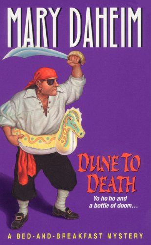 9780380769339: Dune to Death (Bed-And-Breakfast Mysteries)