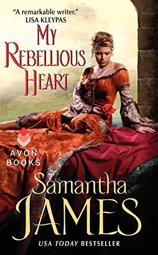 My Rebellious Heart: James, Samantha