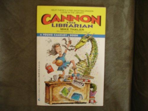 9780380769643: Cannon the Librarian (An Avon Camelot Book)