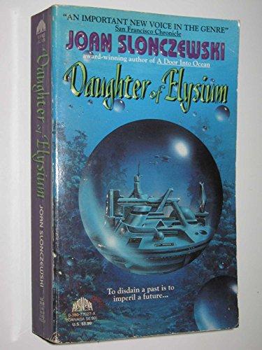 9780380770274: Daughter of Elysium