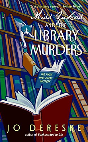 9780380770304: Miss Zukas and the Library Murders (Miss Zukas Mysteries)