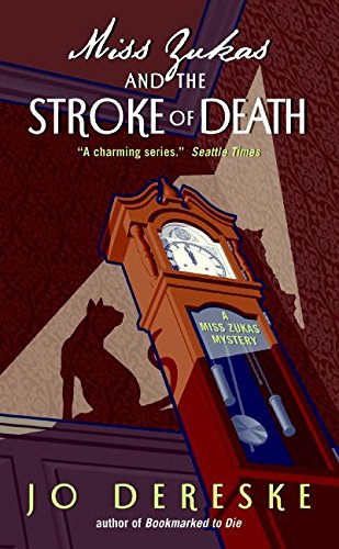 9780380770335: Miss Zukas and the Stroke of Death (Miss Zukas Mysteries)