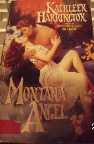 9780380770595: Montana Angel