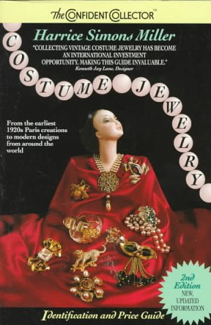 Costume Jewelry: Identification and Price Guide (Confident Collector): Miller, Harrice Simons