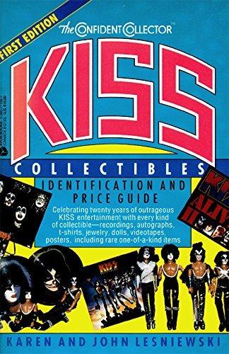 Kiss Collectibles: Identification and Price Guide (Confident: Lesniewski, John, Lesniewski,
