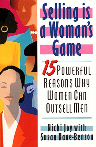 9780380774166: Selling Is a Woman's Game