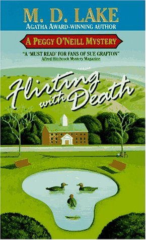 9780380775224: Flirting with Death (Peggy O'Neill Mysteries, Book 8)