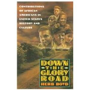 Down the Glory Road (0380775239) by Boyd, Herb