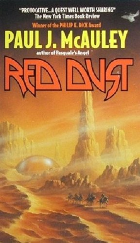 9780380775286: Red Dust