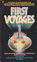 9780380775866: First Voyages