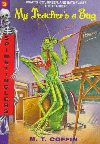 9780380777853: S 3: My Teacher's a Bug (Spinetinglers)