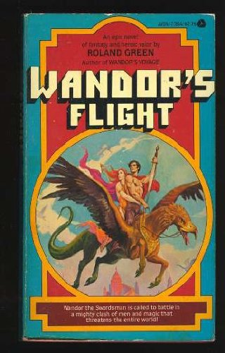 9780380778348: Wandor's Flight