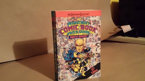 9780380778546: The Overstreet Comic Book Price Guide: Catalogue & Evaluation Guide-Illustrated (The Confident Collector)
