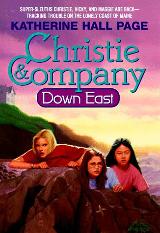 9780380780334: Down East (Christie & Company)