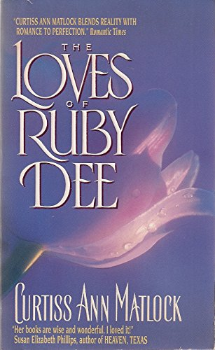 9780380781065: The Loves of Ruby Dee